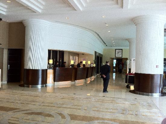 Best Western Premier Deira: lobby