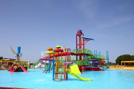 Aquashow Park: Aquapark atracttions