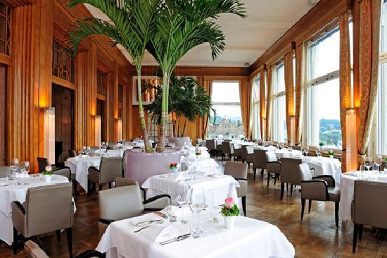 SCALA RESTAURANT - Art Deco Hotel Montana: Scala Restaurant