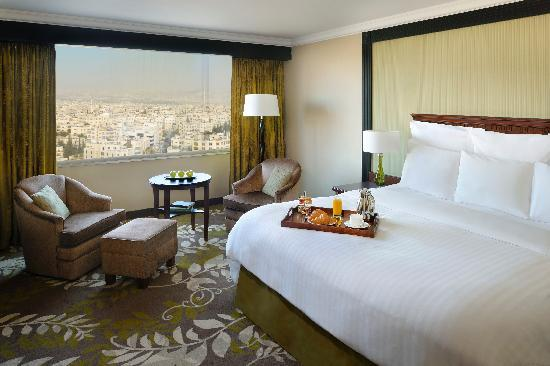 Amman Marriott Hotel: Executive Room