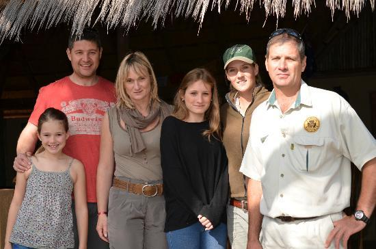 Tydon Safaris Day Tours: The crew