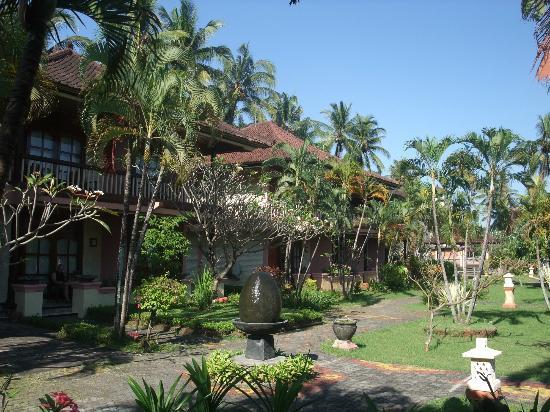 Hotel Celuk Agung: territory