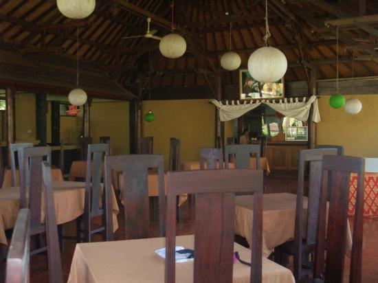 Hotel Celuk Agung: restaurant