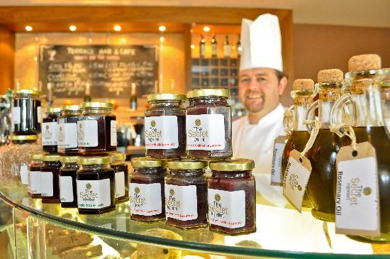 The Award Winning Secret Ingredient Pantry Range @ The Terrace Bar & Cafe