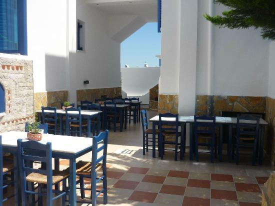 Serifos Palace: πρωινό