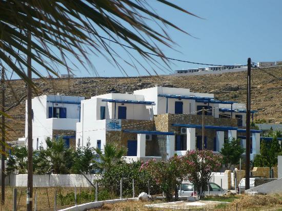 Serifos Palace: το ξενοδοχείο