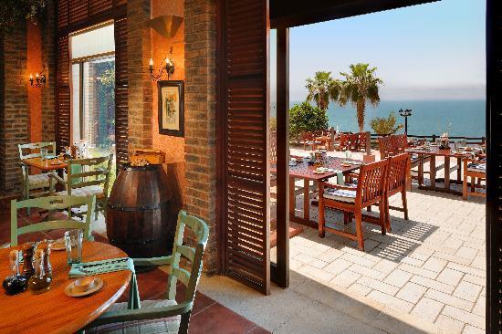 Jordan Valley Marriott Resort & Spa : IL Terrazzo Restaurant