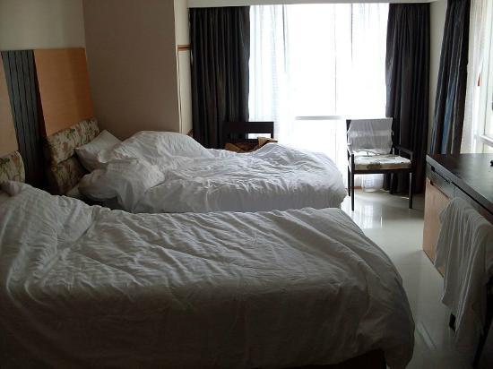 Citin Pratunam Hotel by Compass Hospitality: corner studio