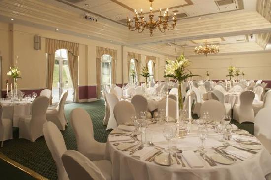 Hilton Dartford Bridge: Wedding