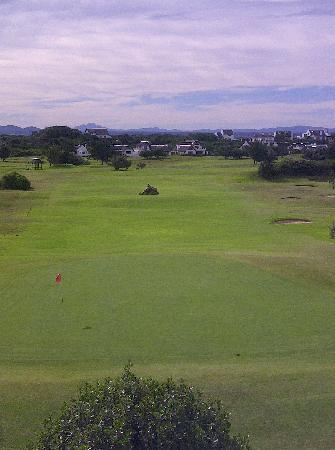 Sandals Guest House: St Francis Bay Golf Course