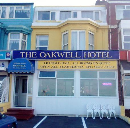 Photo of Oakwell Hotel Blackpool