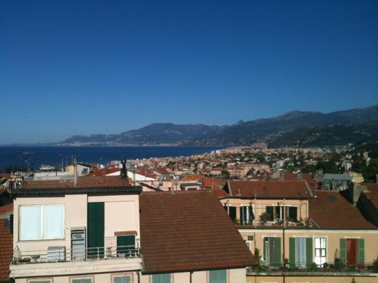 terrazza - Bild von La Terrazza di Bordighera B&B, Bordighera ...