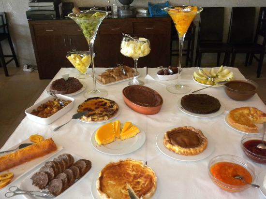 Dona Isilda: dessert