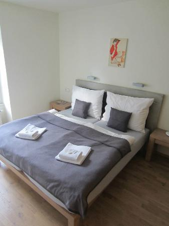 Pension Athanor: Room 3 - bedroom