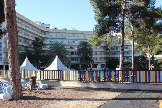 Jaime I Hotel : Вид на отель