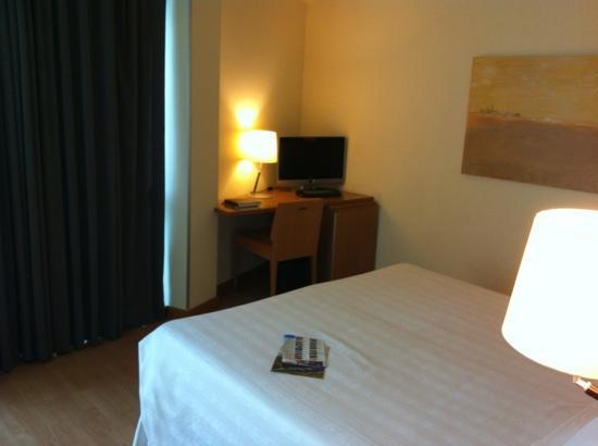Hotel Palacio de Aiete: room 201