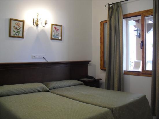 Hotel Chipiona: Habitación doble