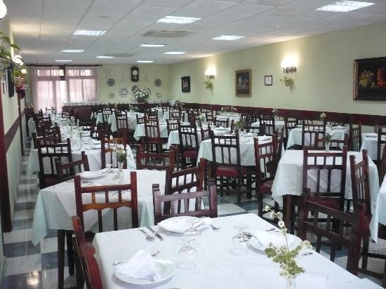Hotel Chipiona: Comedor Hotel
