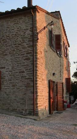 Casa Podere San Firenze: il podere - esterno
