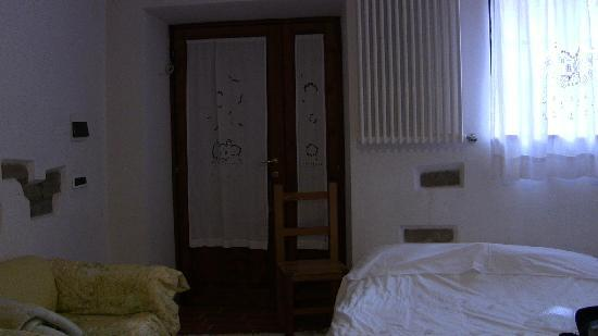 Casa Podere San Firenze: letto