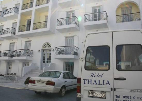 Thalia Hotel: one of 2 hotel buildings