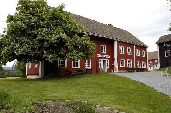 Honefoss, Norwegia: Ringerikes Museum, Norderhov (c)Bjørn Johnsen