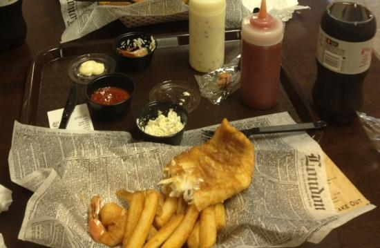 Pete's Fish and Chips: Pete's Fish & Chips