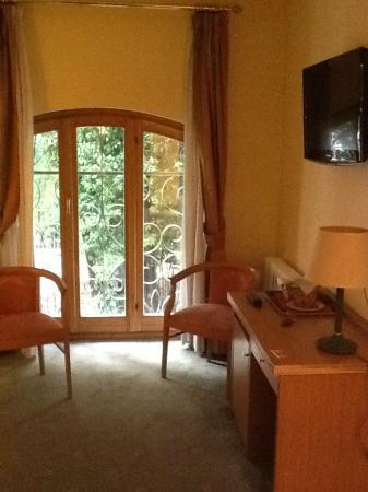 Villa Delle Rose Hotel: Sala