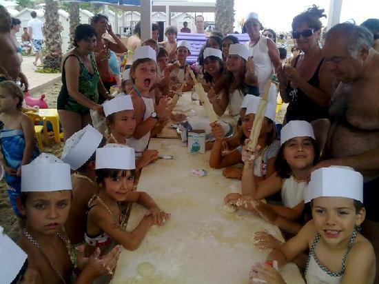 Animazione bimbi: piadina day - Foto di Playa del Sol, Riccione ...