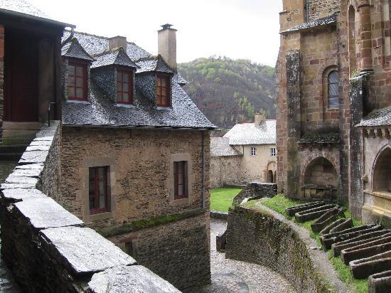 Hotel des Voyageurs: Concques l'abbaye