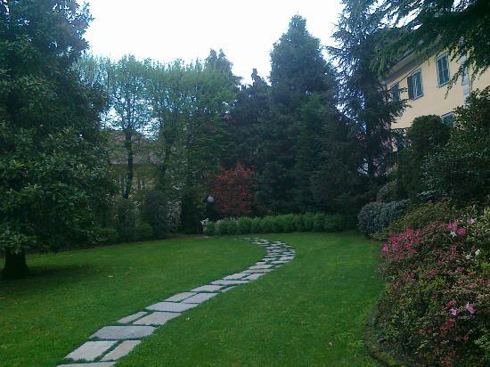 Casa Legnani B&B : Parco
