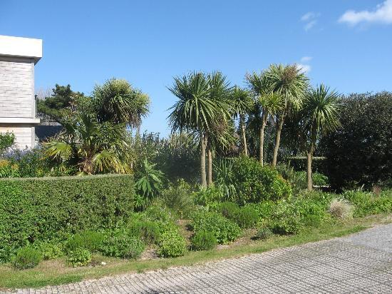 La Villa Gervaiserie: Le jardin