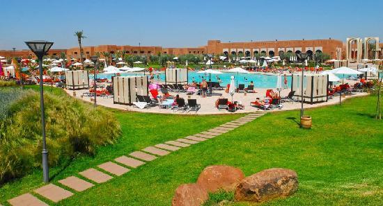Hotel Club Kenzi Agdal