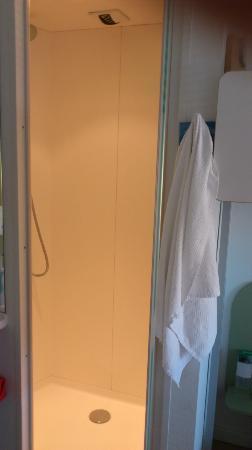 Ibis budget Malaga Centro: Ubicación plato de ducha
