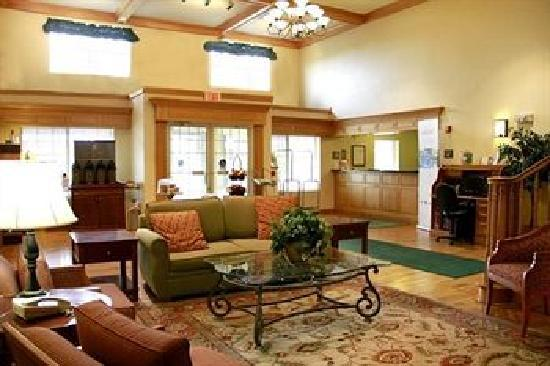 Country Inn & Suites by Radisson, Madison, WI: Lobby