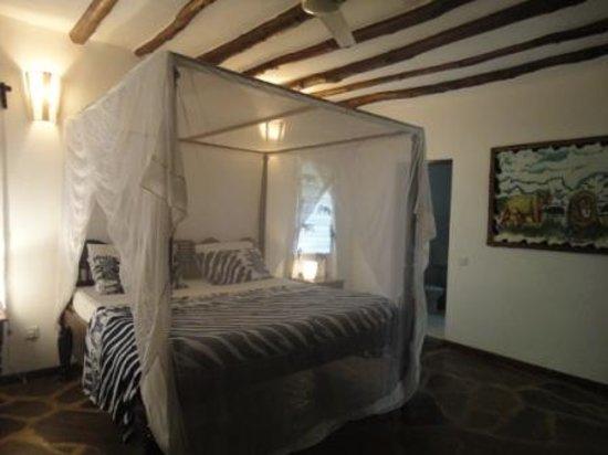 Marine Holiday House: standard room zebra