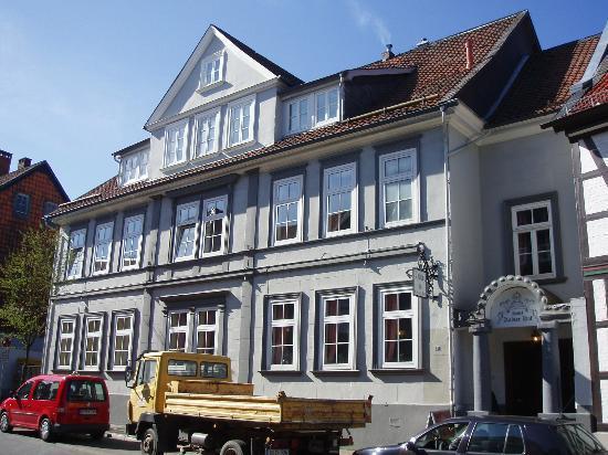 Hotel Kaiser Hof: out look