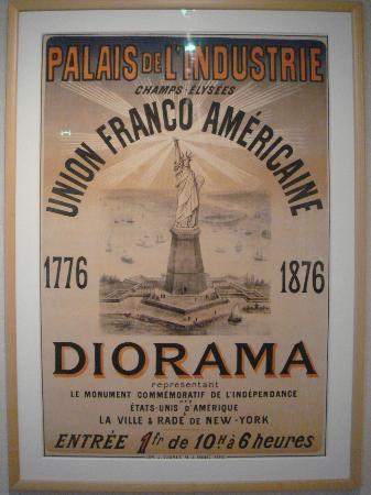 Musée Bartholdi : Diorama