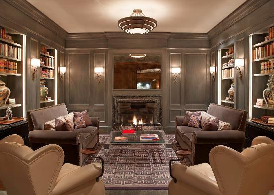 The St. Regis Aspen Resort: Library