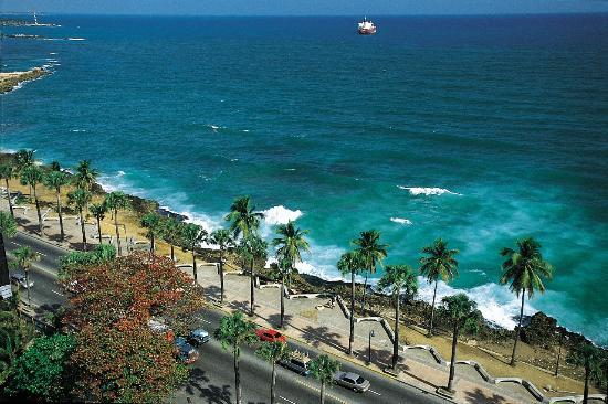 Malecon Avenue Santo Domingo + Hotel District