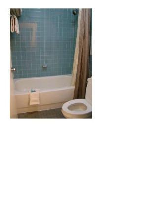 The Inn at Longwood Medical: Bathroom
