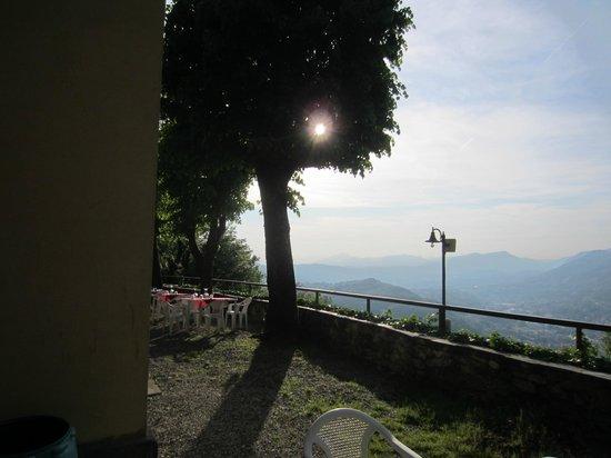 Ristorante e B&B Il Falchetto: view
