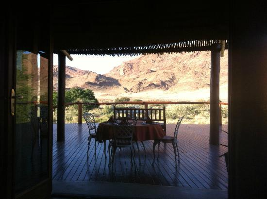 Hoodia Desert Lodge: Beautiful surrounding of the Lodge