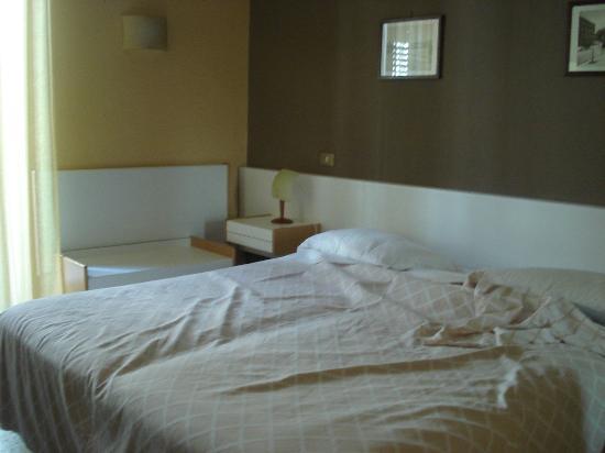 Hotel Posta : chambre 111