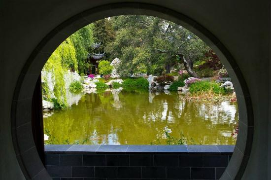 The Huntington Library, Art Collections and Botanical Gardens: Chinese Garden