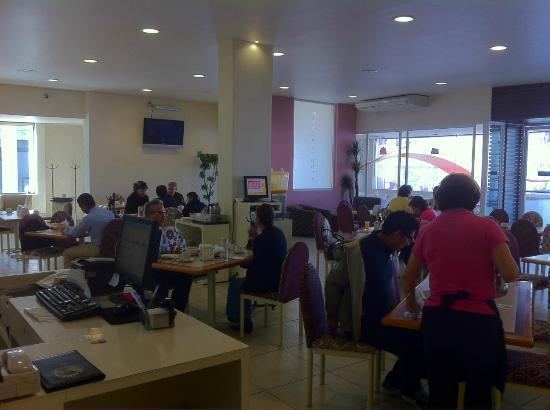 Hotel Medrano: restaurant