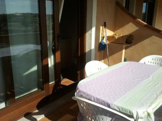 Residence Orizzonti: veranda