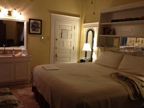 Bottger Mansion of Old Town: our William Hazeldine Room