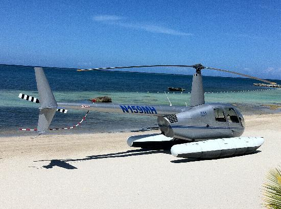 Roatan Helicopter Tours - Aerocentro-Day Tours