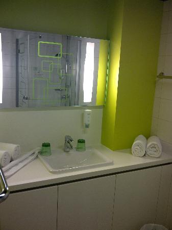Harry's Home Linz: Sanitärbereich